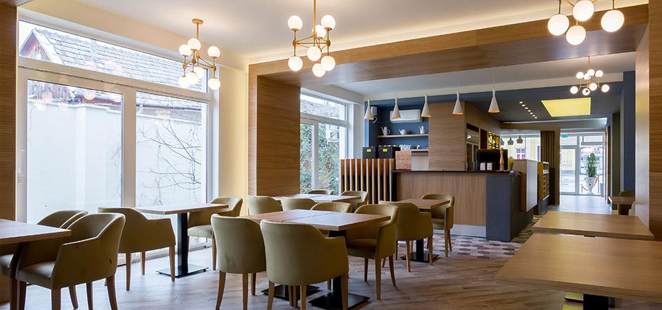 Restaurant - Hotel Centrum Turda